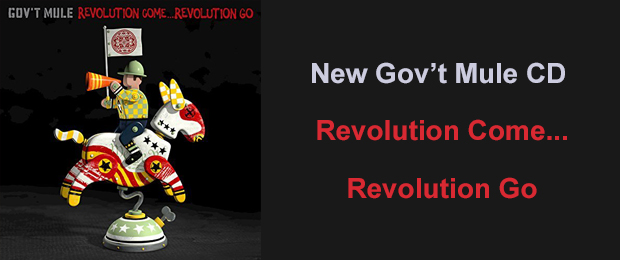 Rvolution Come Revolution Go
